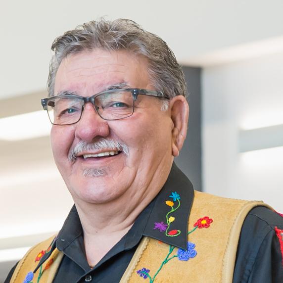 Elder Norman Fleury